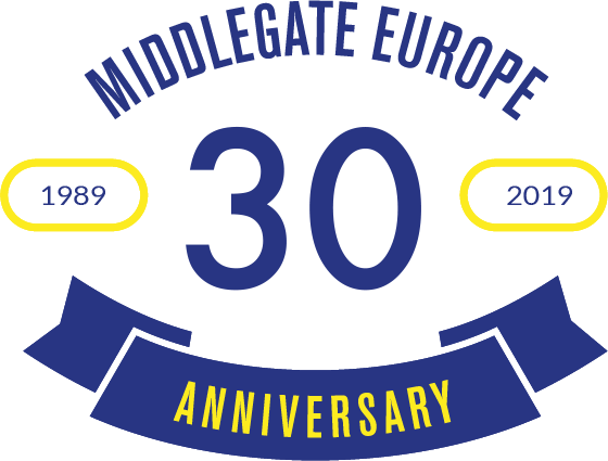 Middlegate Group Celebrate 30 Years